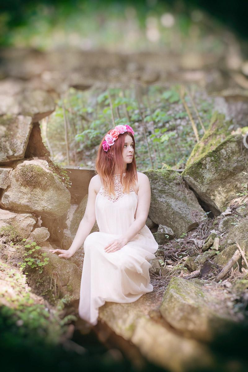 Lena im Wald (7)