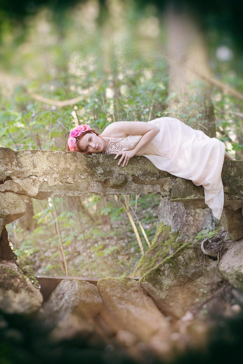 Lena im Wald (8)