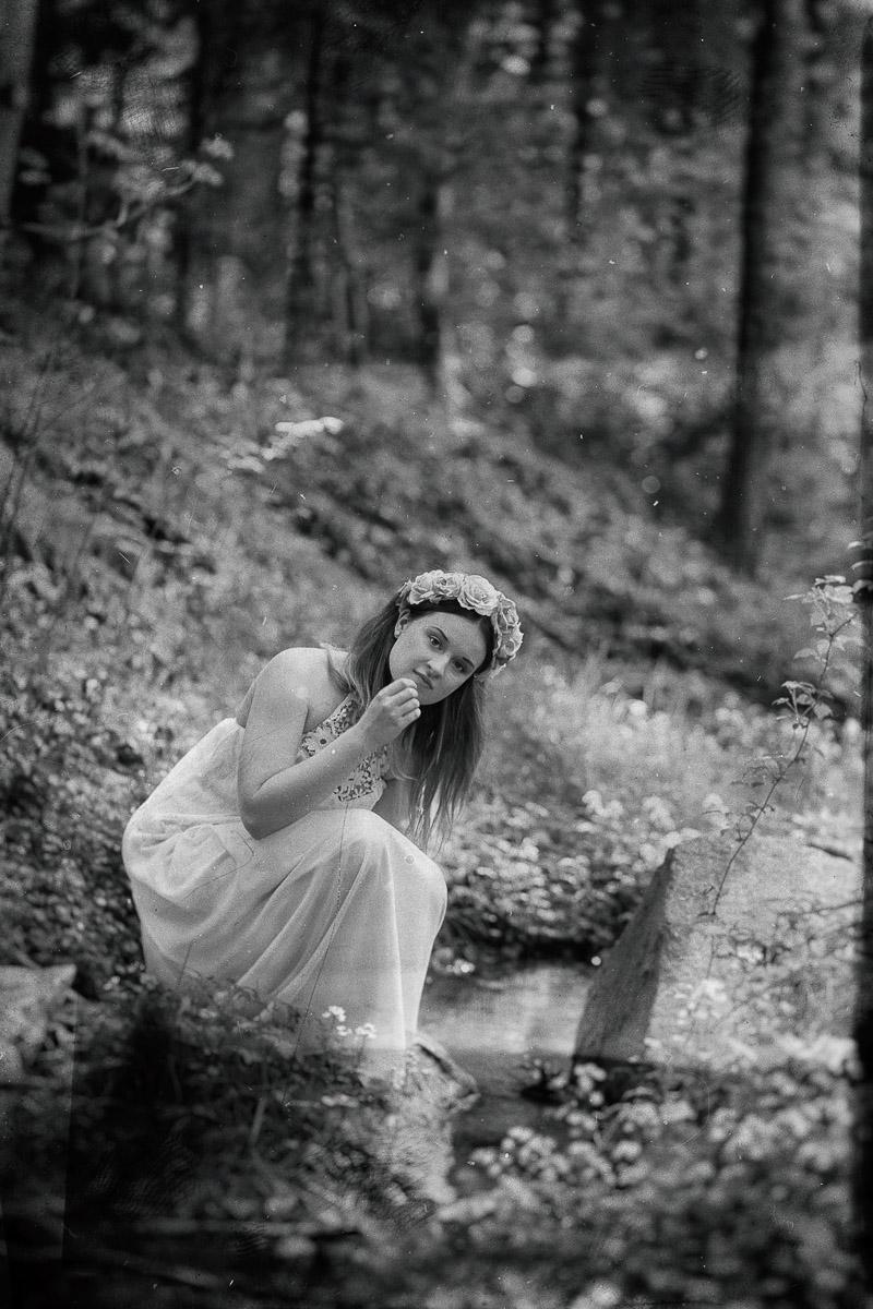 Lena im Wald (9)
